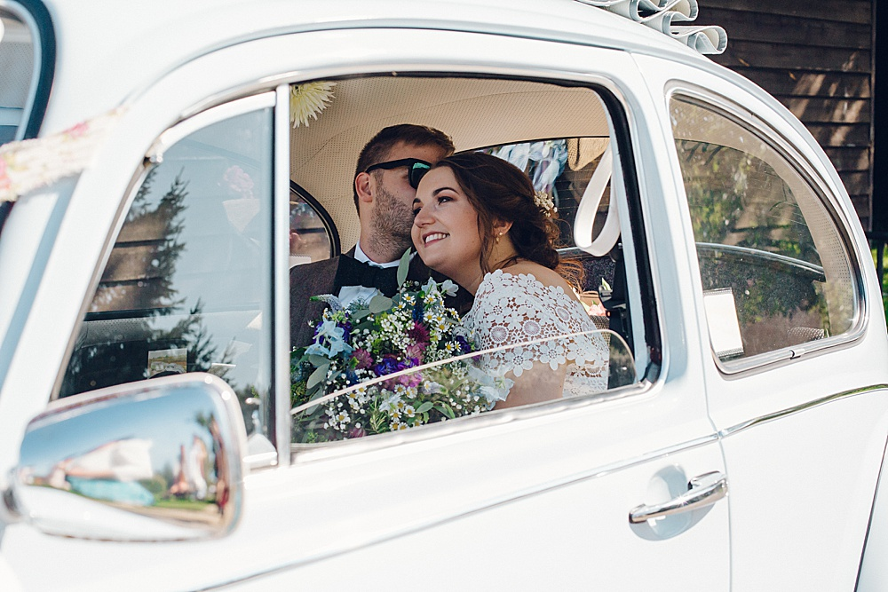 Hannah & Chris's Village Green Vintage wedding – Elsted Village Hall – Hampshire Wedding Photography