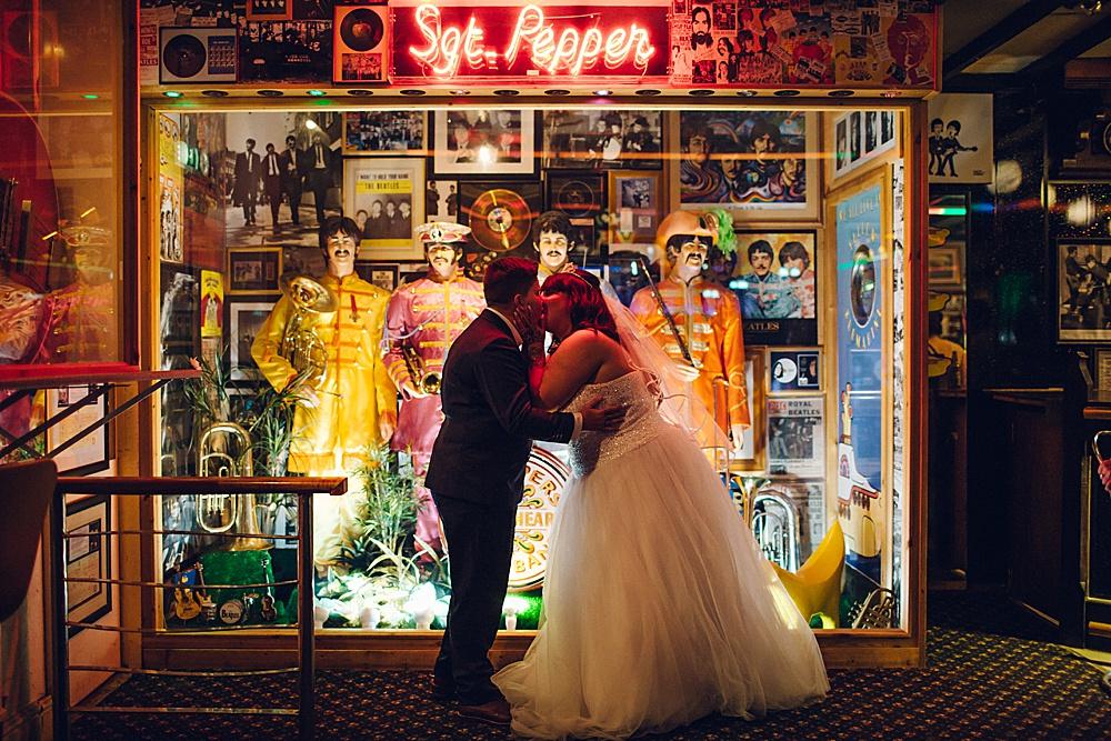Chloe & Cloe – Colourful Rock N Roll Wedding – Liverpool Wedding Photographer