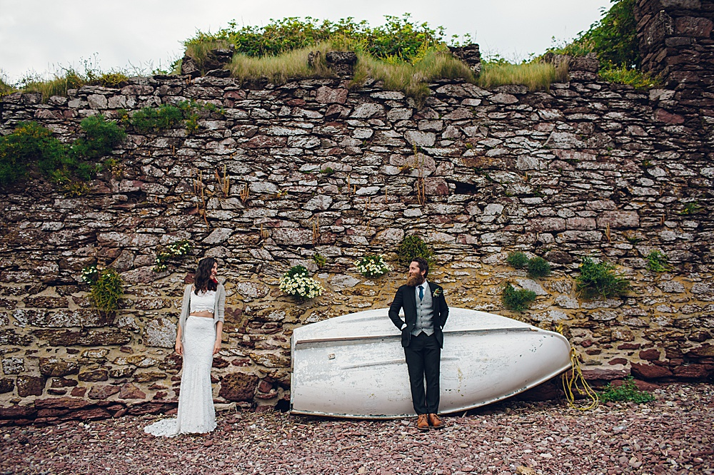 Daisy & Wross – Pembrokeshire Forest Wedding – Monkhaven Manor Wedding Photographer – St. Ishmaels