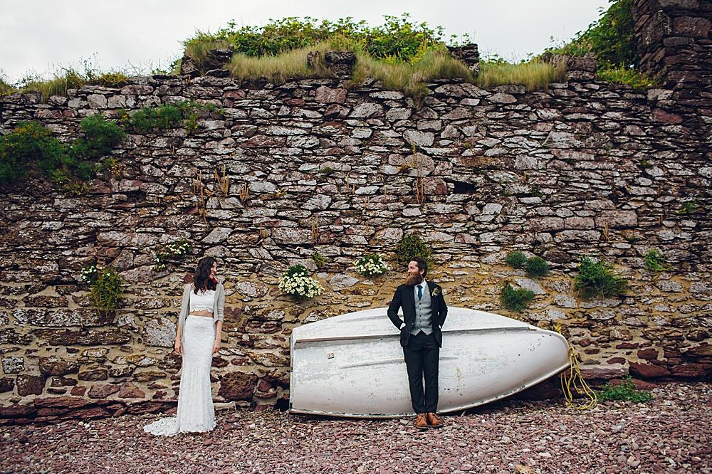 Daisy & Wross – Pembrokeshire Forest Wedding – Monkhaven Manor Wedding Photographer – St. Ishmaels